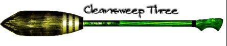 КРМНАТА ЛИЛИ БЛЭК! Cleansweep3